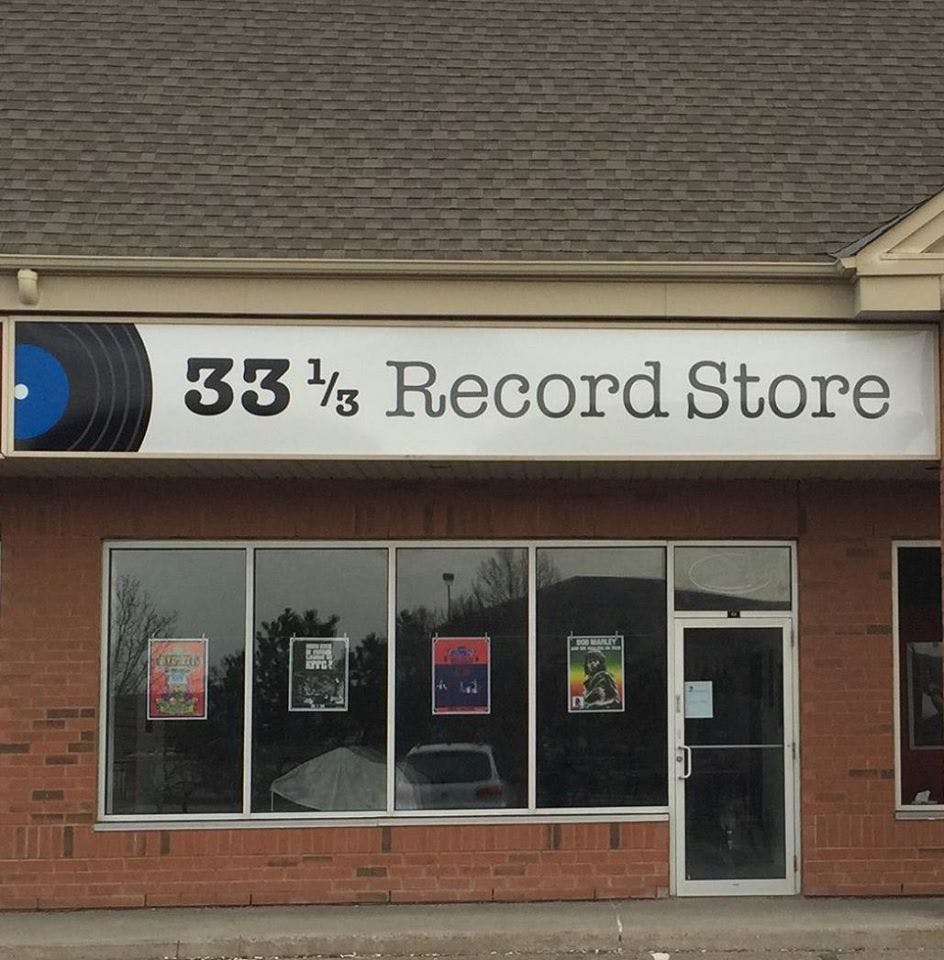 33 1/3 Record Store - Record Store Image