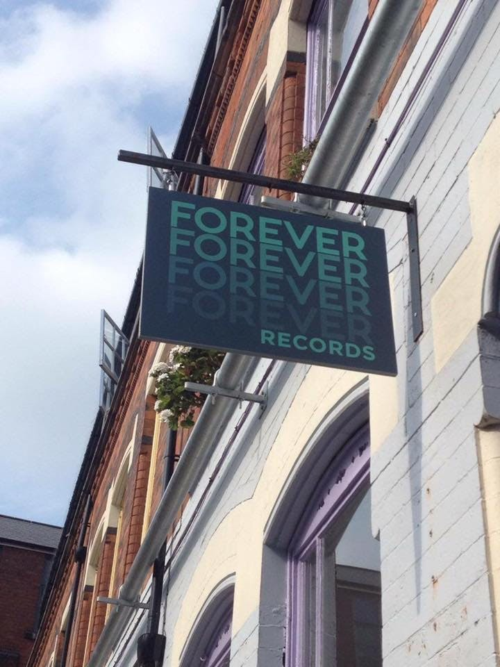 Forever Records - Record Store Image