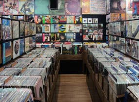 disk union OMIYA - Record Store Image