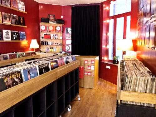 Dust Dealers - Record Store Image