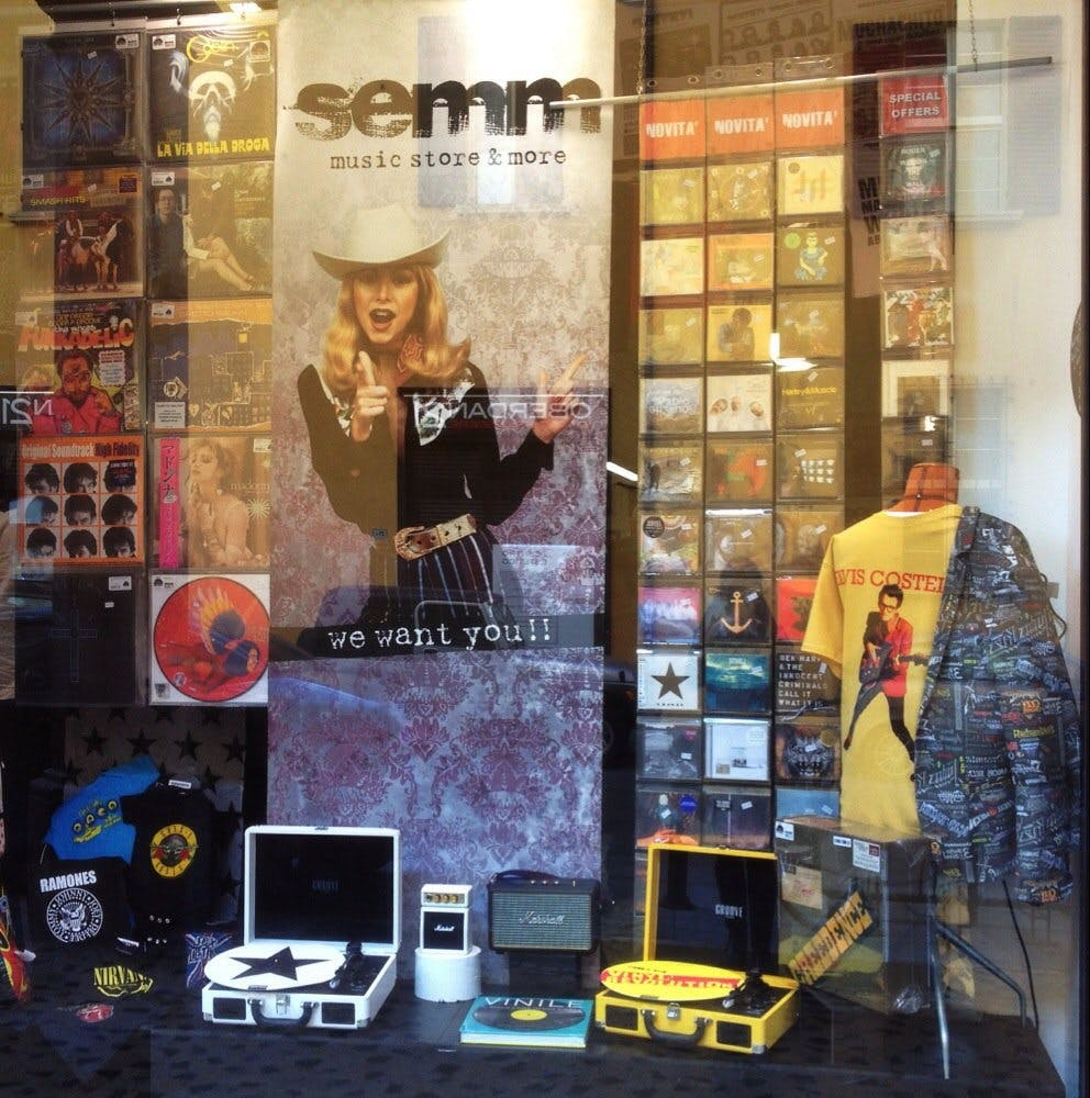 Semm Music Store & More - Record Store Image
