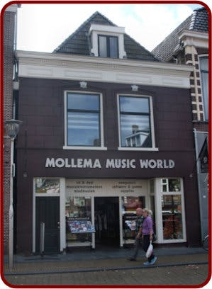 Mollema Music World - Record Store Image