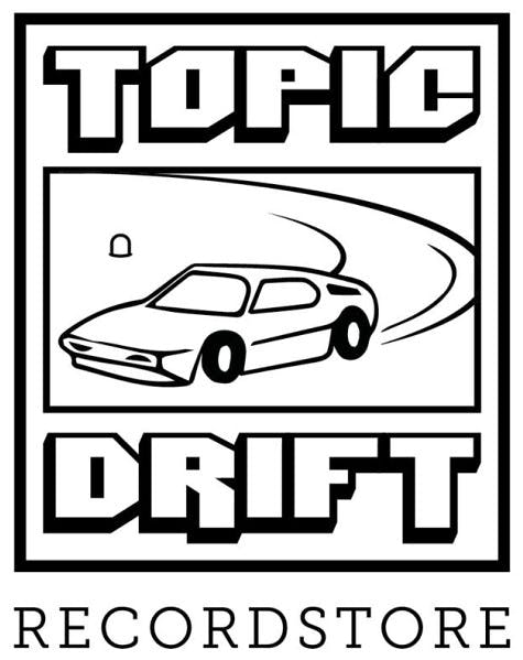 Topic Drift Recordstore - Record Store Image