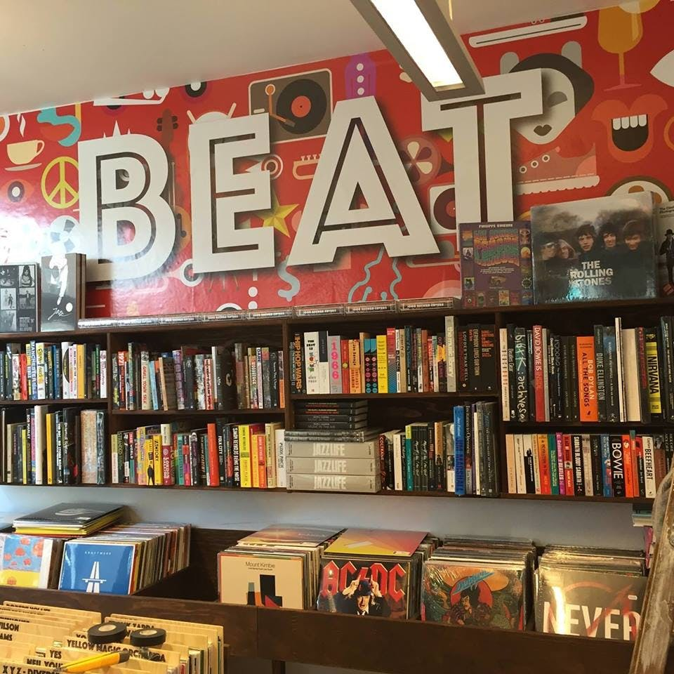 Beat - Record Store Image