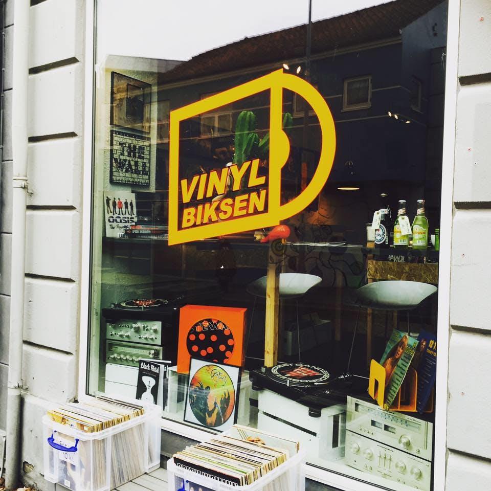 Vinylbiksen - Record Store Image
