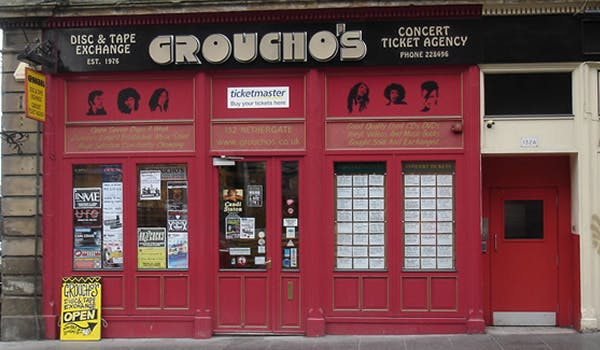 Groucho's - Record Store Image