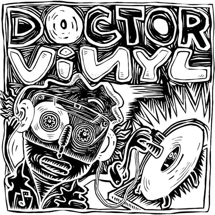 Doctor Vinyl - Record Store Image