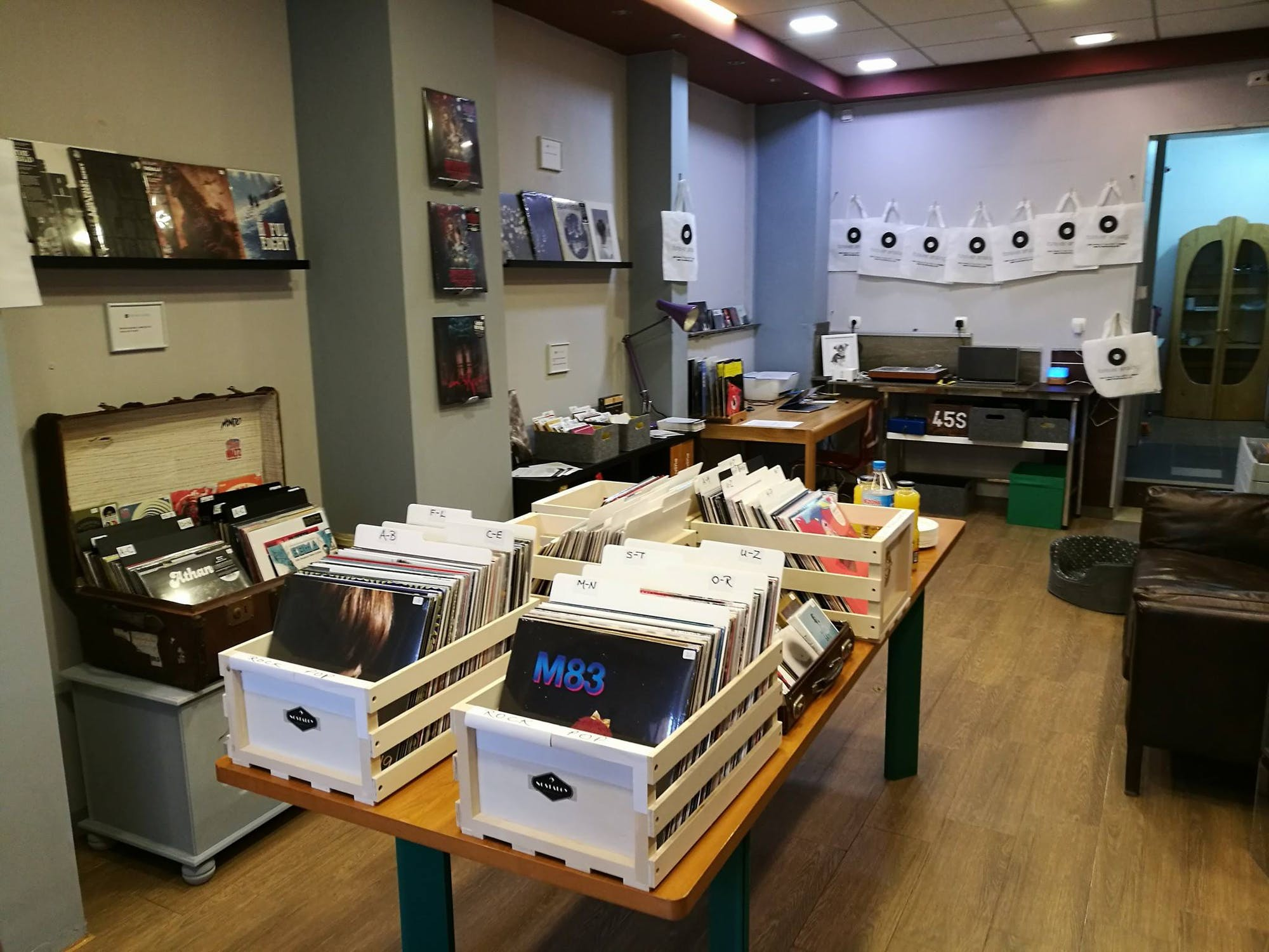 Forever Analog - Record Store Image