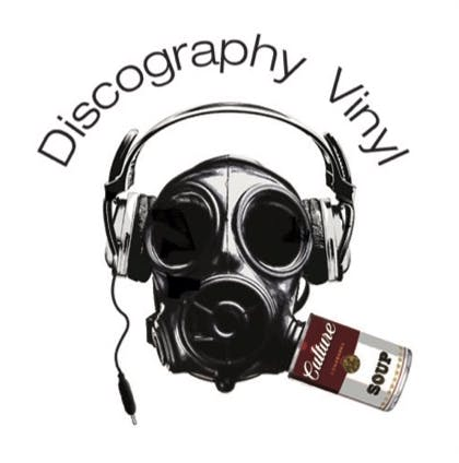 Discography Vinyl - Record Store Image