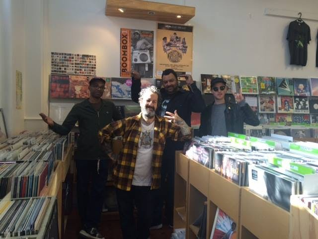 Southbound Records - Record Store Image