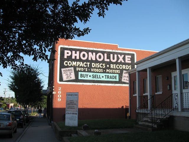 Phonoluxe Records - Record Store Image