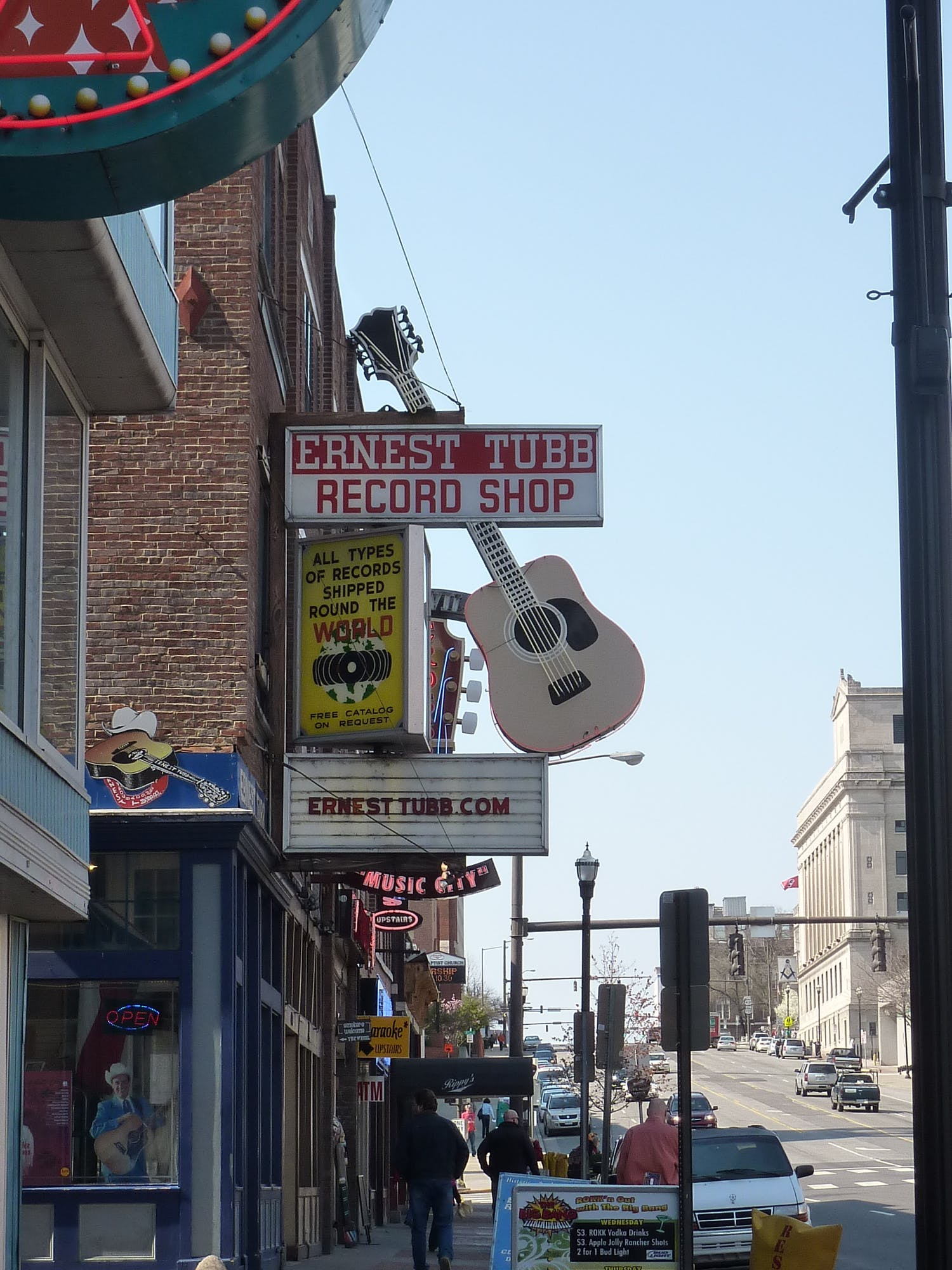 Ernest Tubb Record Shop - Record Store Image