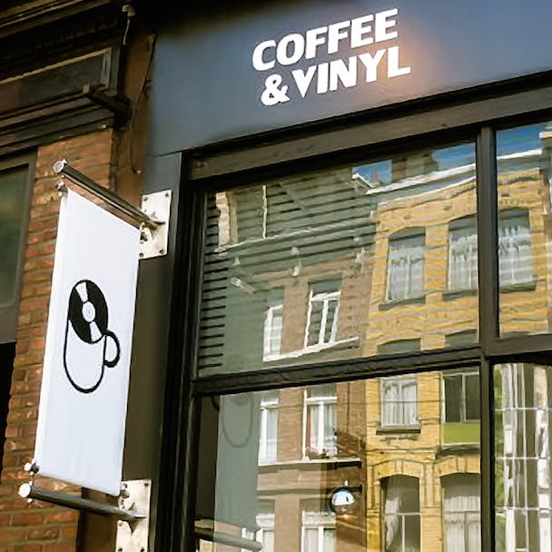 Coffee & Vinyl - Record Store Image