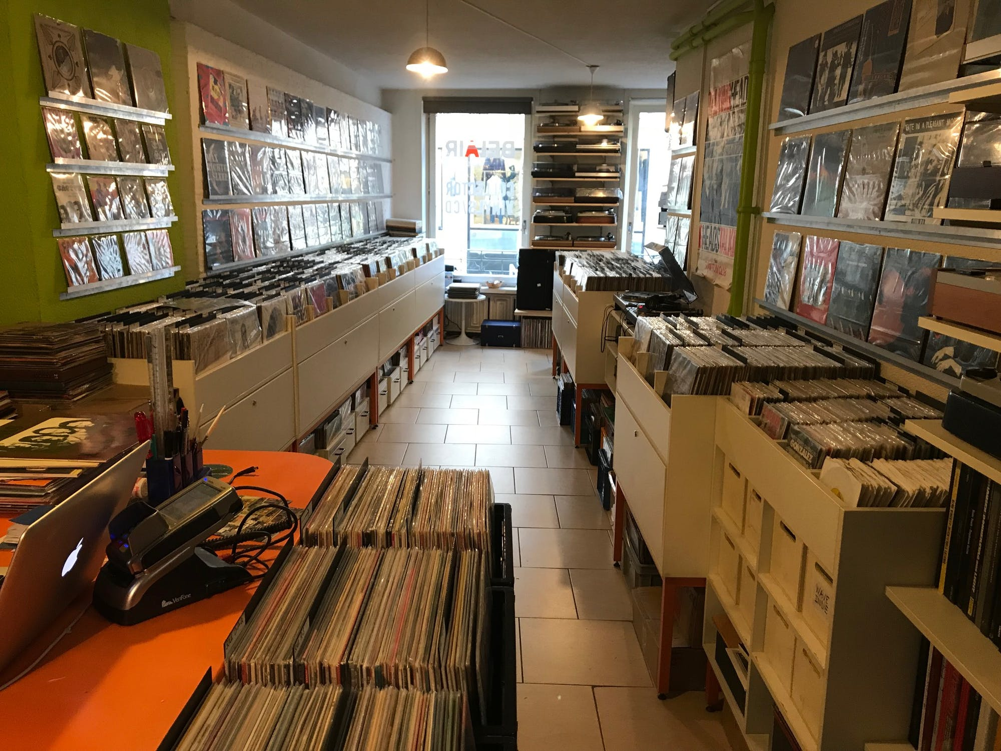 Belair records - Record Store Image