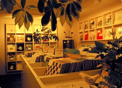 Pigeon Records - Record Store Image