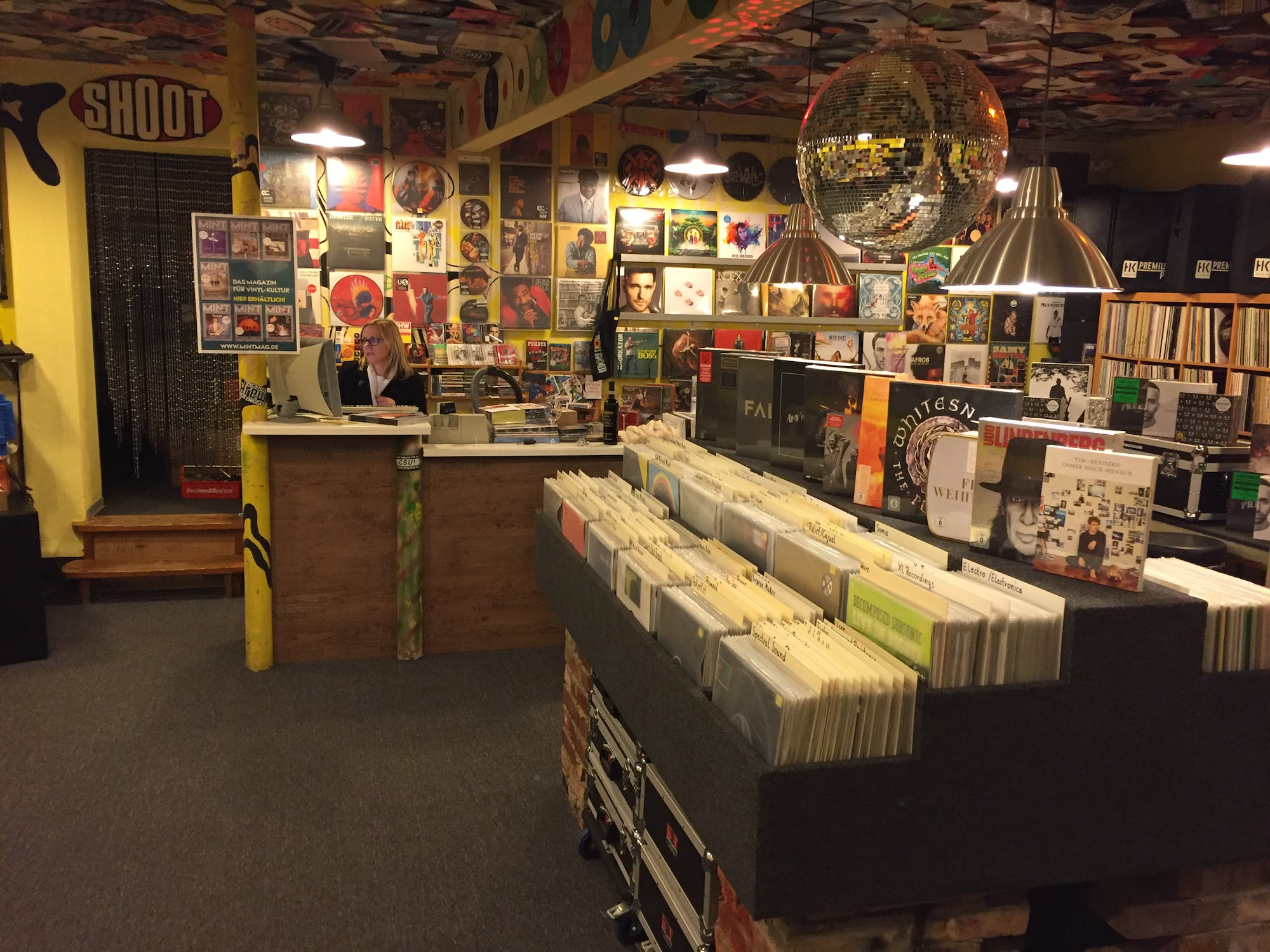 Kontor Records - Record Store Image