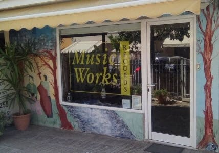Music Works - Record Store Image