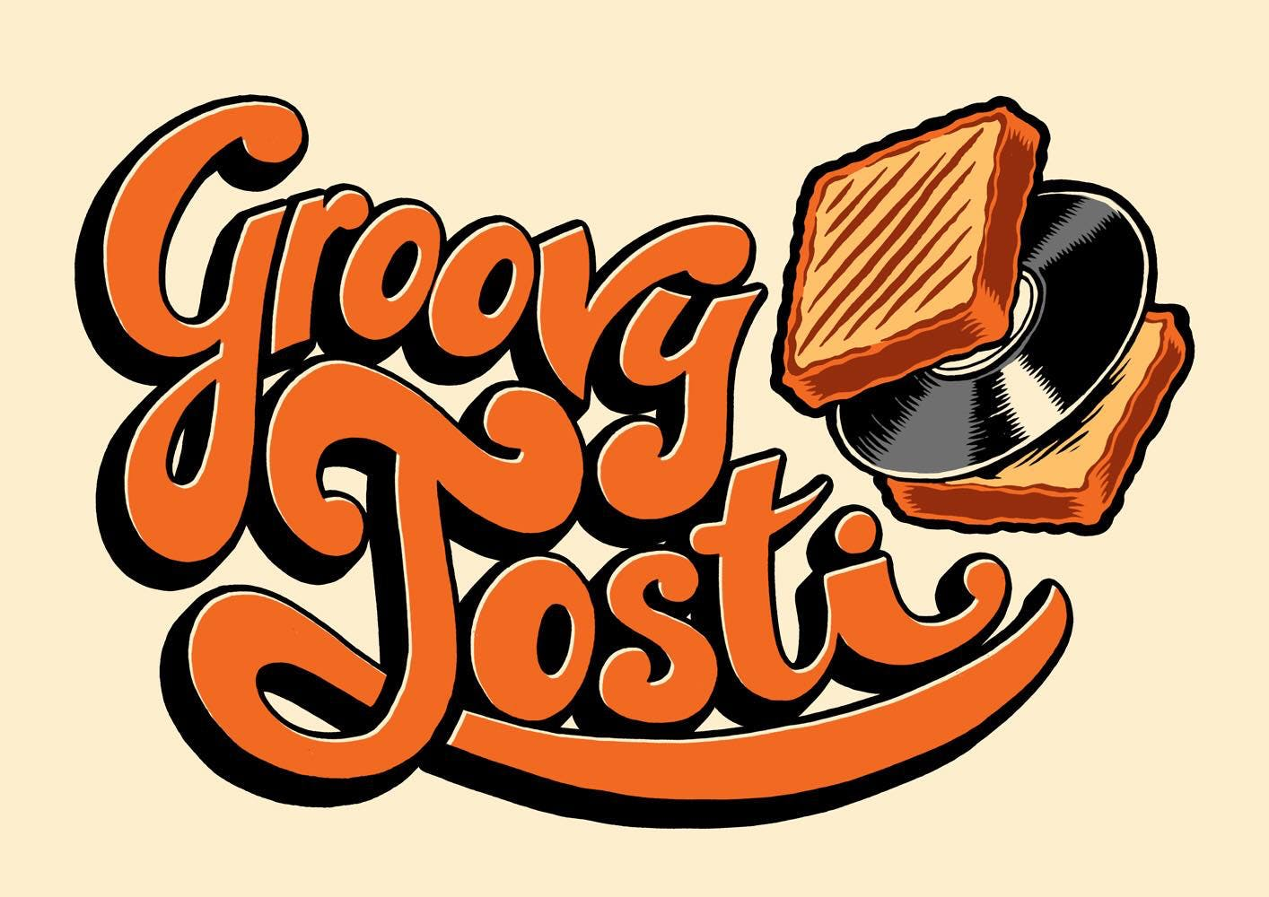 Groovy Tosti - Record Store Image
