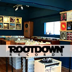 Root Down Records - Record Store Image