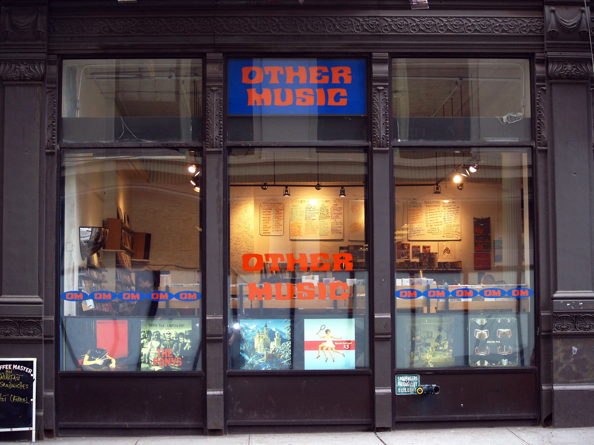 Other Music - Record Store Image