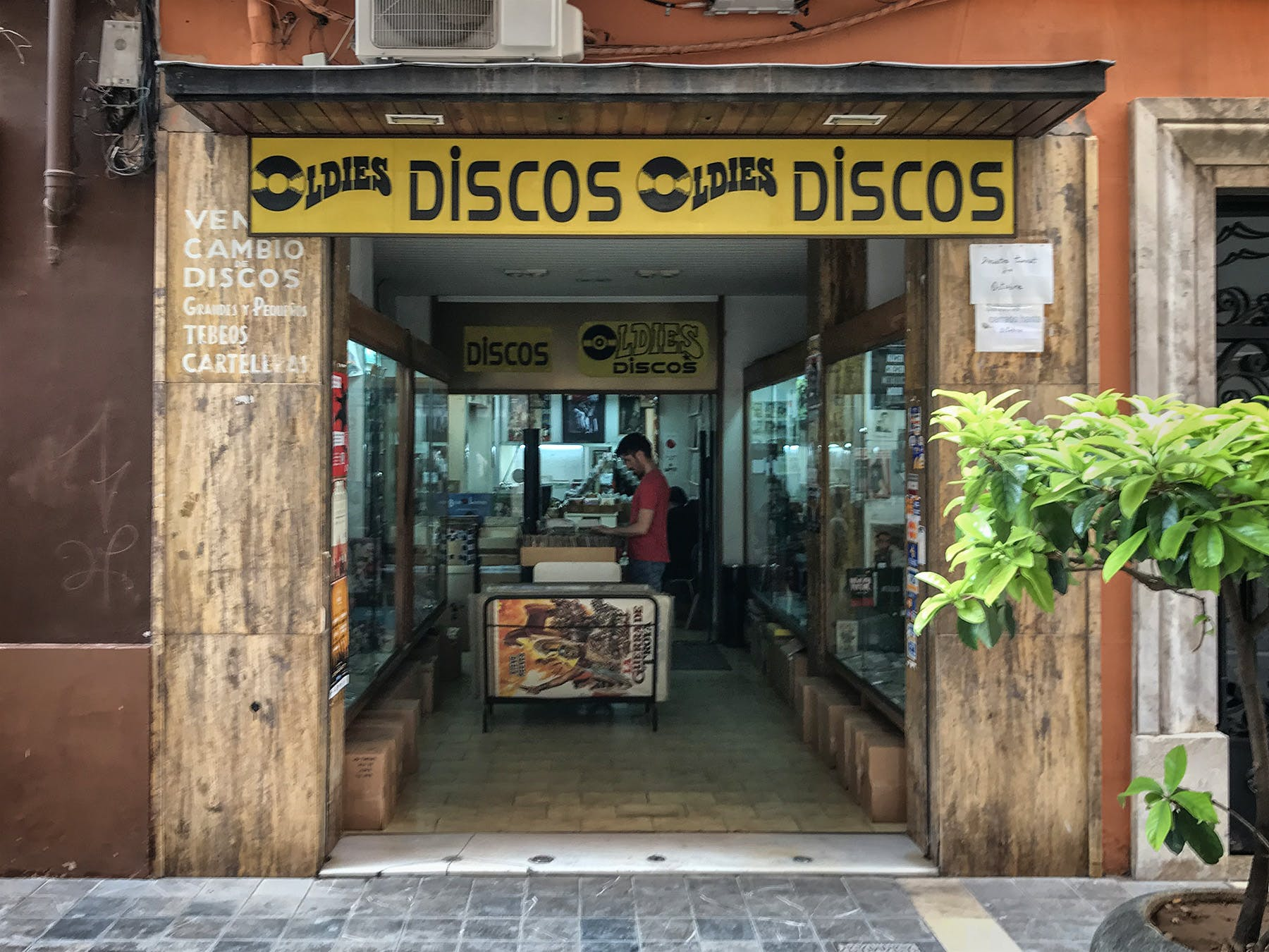 Discos Oldies - Record Store Image
