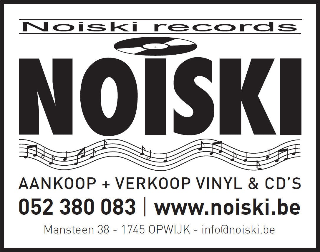NOISKI RECORDS - Record Store Image